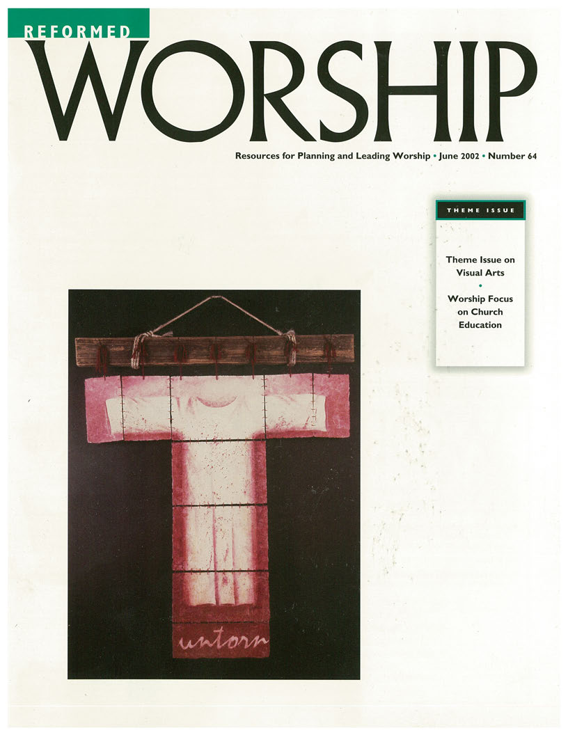 Reformed Theology Rearranging the Furniture: The changing face of worship space  Calvinism