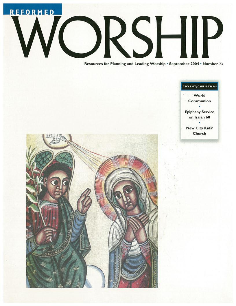 Issue #73 September 2004
