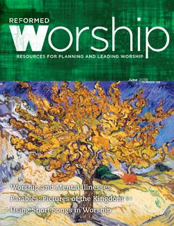Reformed Worship Issue 128 cover