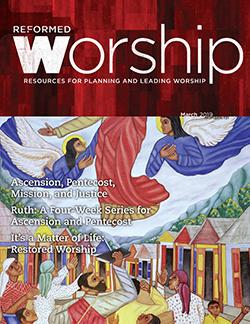 Reformed Worship Issue 131 cover